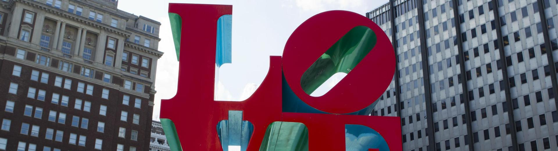 Photo of Love Park